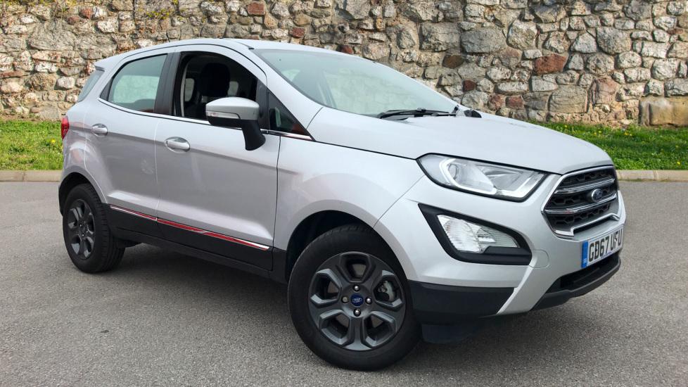 Ford EcoSport 1.0 EcoBoost 125 Zetec [Nav] 5dr Hatchback (2018)