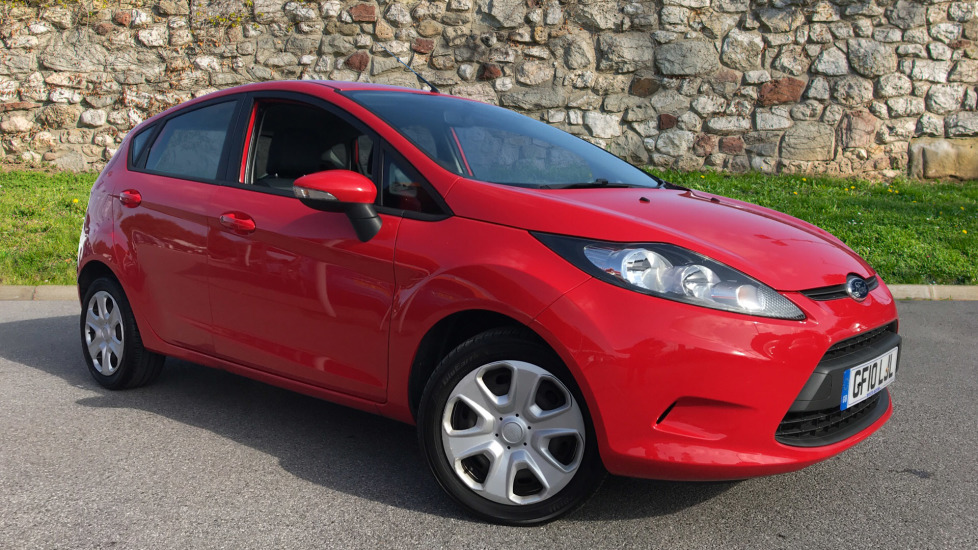Ford Fiesta 1.25 Edge [82] 5 door Hatchback (2010) image
