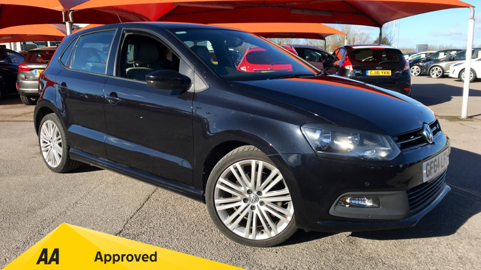 Volkswagen Polo 1.4 TSI ACT BlueGT 5dr Hatchback (2014)