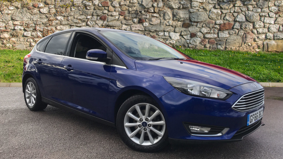Ford Focus 1.5 TDCi 120 Titanium [Nav] 5dr Diesel Hatchback (2016)