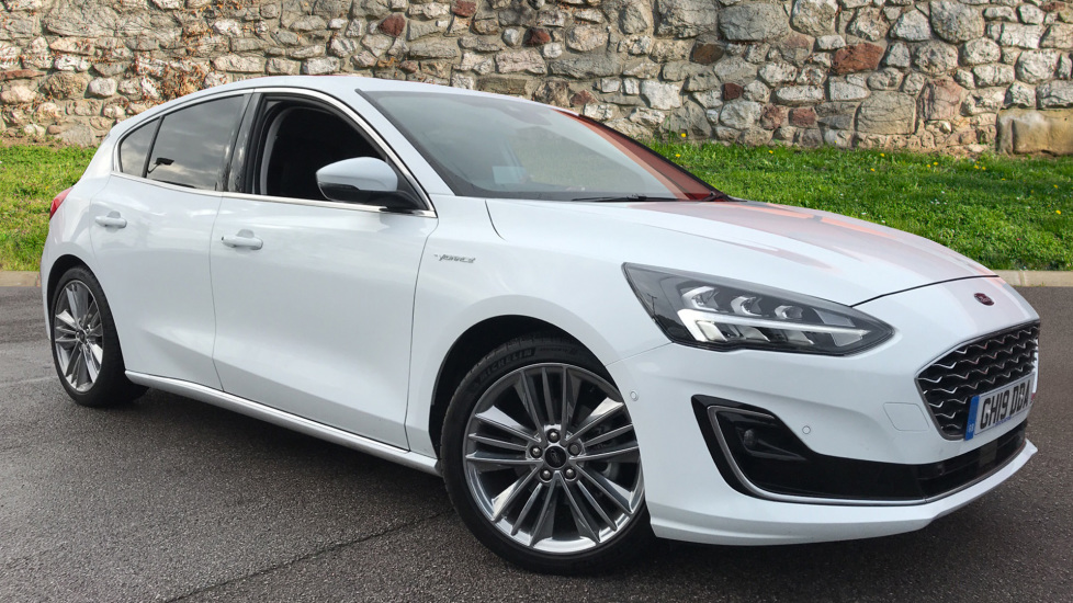 Ford Focus 1.0 EcoBoost 125 Vignale 5dr Automatic Hatchback (2019) at Ford Ashford thumbnail image