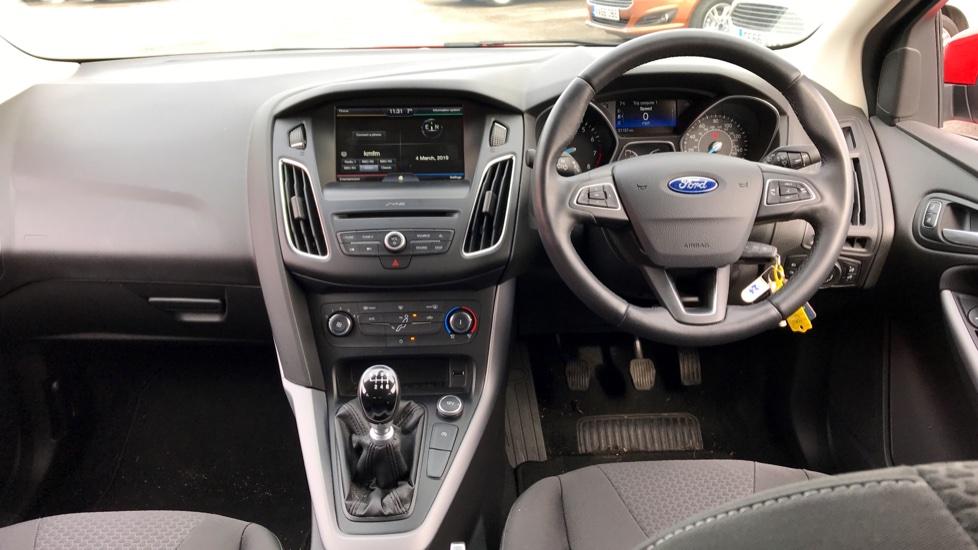 Ford Focus 1.0 EcoBoost 125 Zetec 5dr image 20