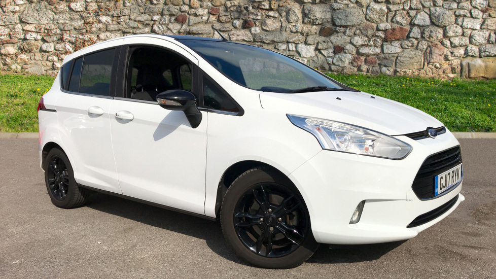 Ford B-MAX 1.0 EcoBoost 140PS Zetec White Edition 5dr Hatchback (2017) image