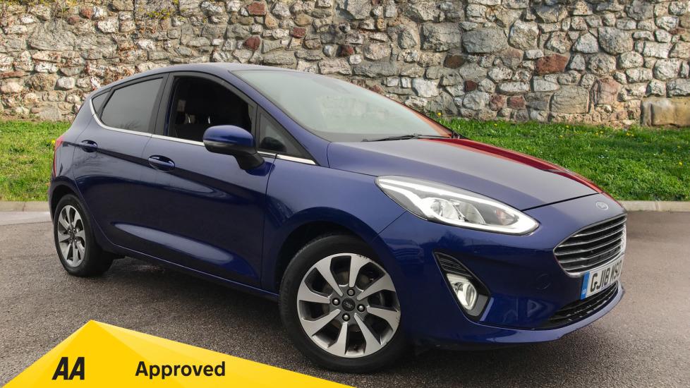 Ford Fiesta 1.0 EcoBoost Zetec [Nav] 5dr Hatchback (2018)