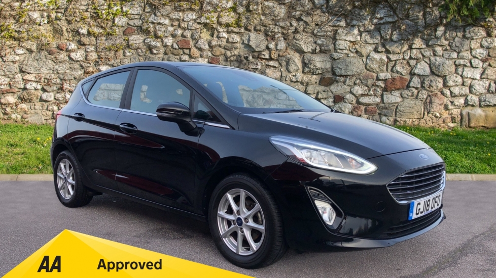 Ford Fiesta 1.0 EcoBoost Zetec 5dr image 1 thumbnail