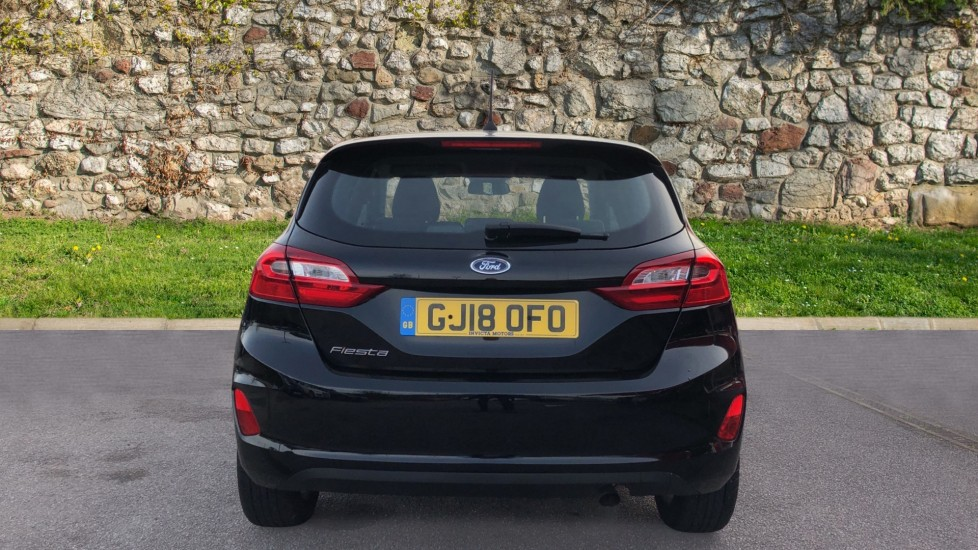 Ford Fiesta 1.0 EcoBoost Zetec 5dr image 6 thumbnail