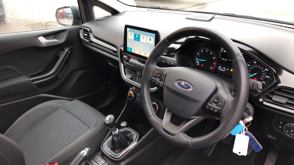 Ford Fiesta 1.0 EcoBoost Zetec 5dr image 12 thumbnail