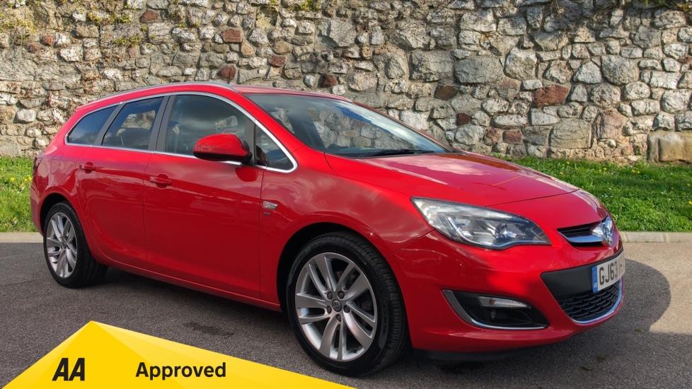 Vauxhall Astra 2.0 CDTi 16V ecoFLEX SRi 5dr Diesel Estate (2013)