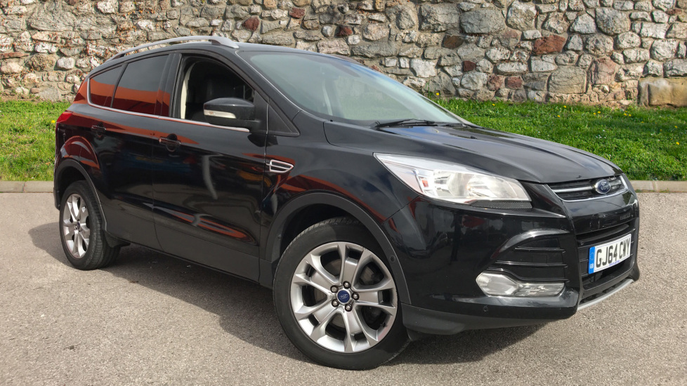 Ford Kuga 2.0 TDCi 163 Titanium 5dr Diesel MPV (2014) available from Preston Motor Park Fiat and Volvo thumbnail image