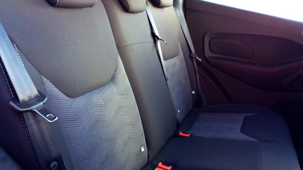 Ford Ka Zetec Hatchback Petrol In Black