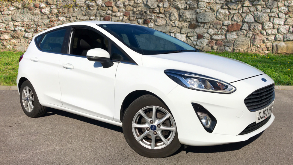 Ford Fiesta 1.0 EcoBoost Zetec 5dr Hatchback (2017) available from Preston Motor Park Fiat and Volvo thumbnail image