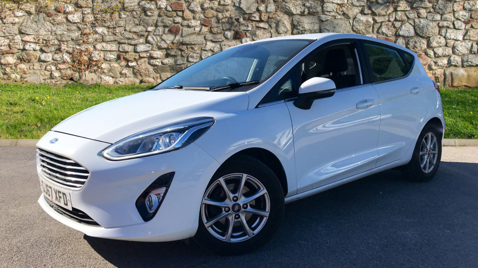 Ford Fiesta 1.0 EcoBoost Zetec 5dr image 3 thumbnail