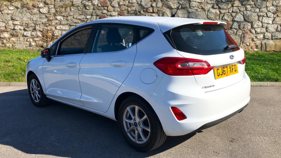 Ford Fiesta 1.0 EcoBoost Zetec 5dr image 7 thumbnail
