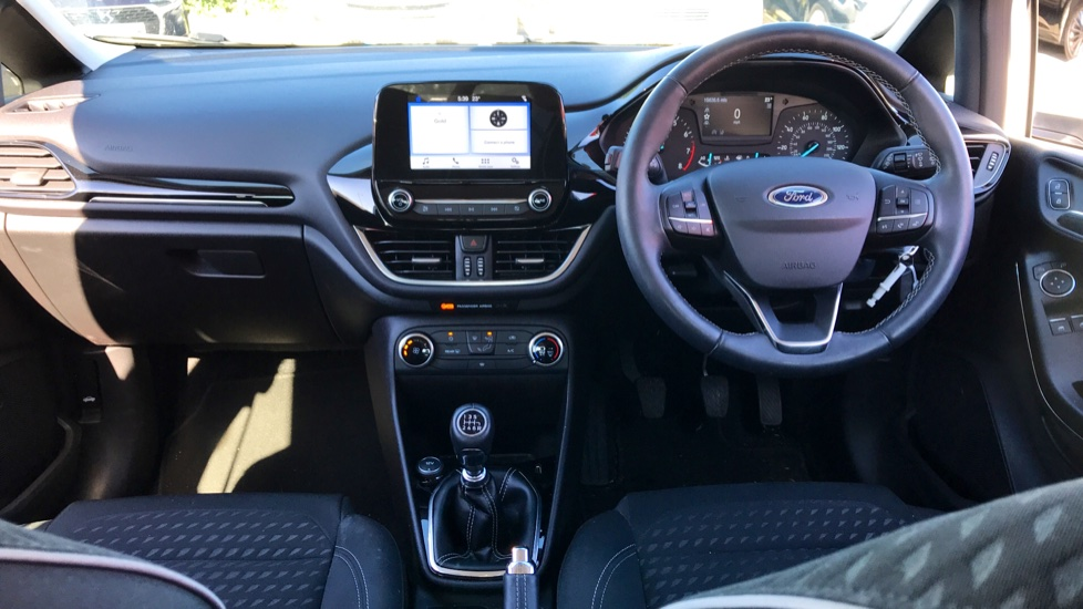 Ford Fiesta 1.0 EcoBoost Zetec 5dr image 20 thumbnail
