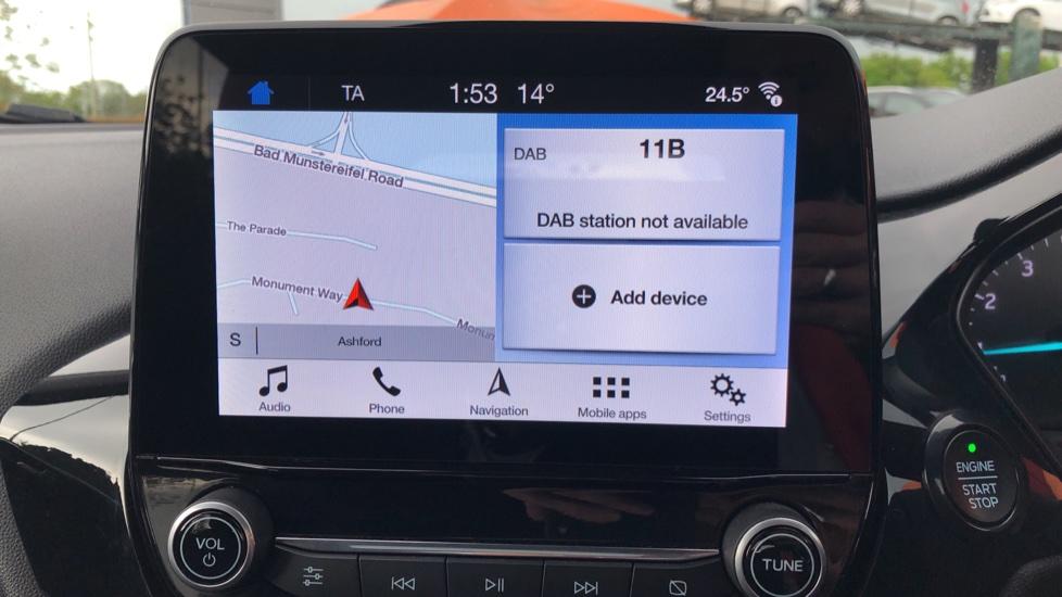 Ford Fiesta 1.0 EcoBoost Titanium 5dr image 15