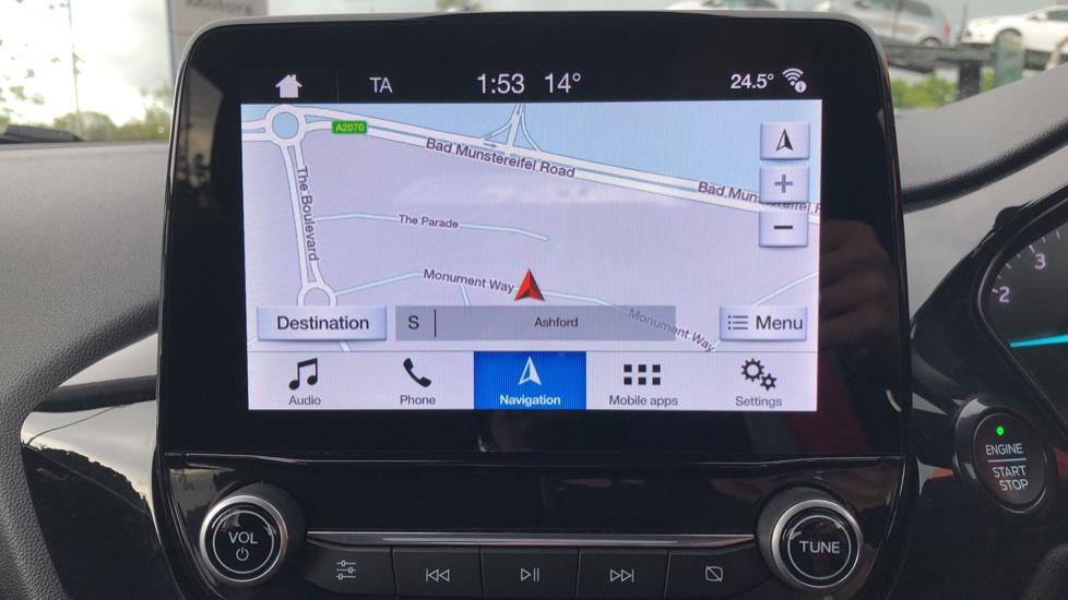 Ford Fiesta 1.0 EcoBoost Titanium 5dr image 21