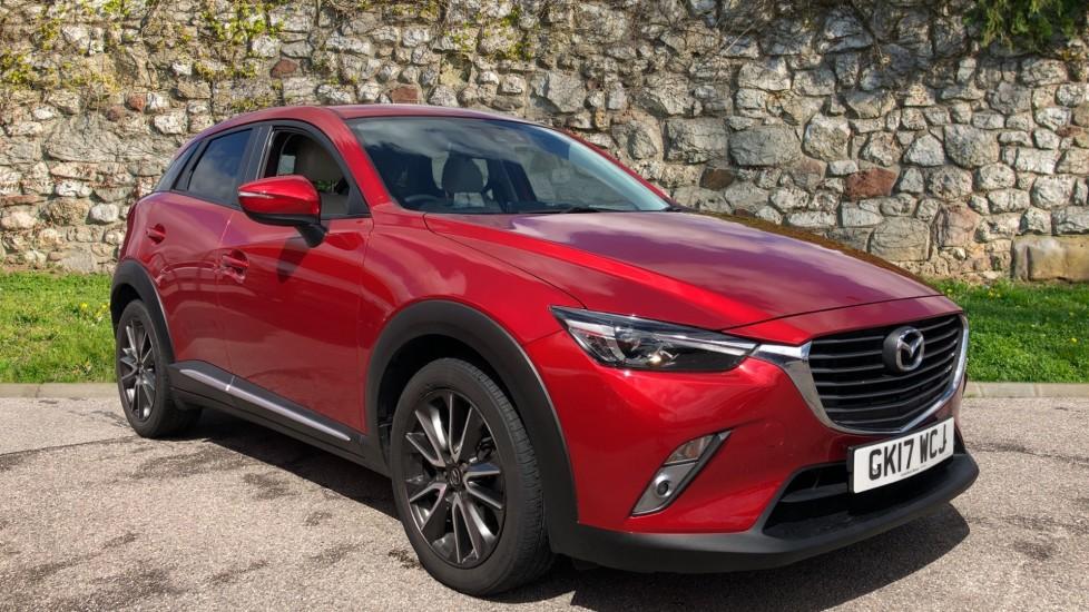 Mazda CX-3 1.5d Sport Nav AWD Diesel 5 door Hatchback (2017)