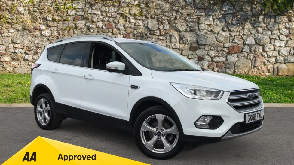 Ford Kuga 1.5 TDCi Titanium 2WD with Navigation and Cruise Control Diesel 5 door Estate (2018)