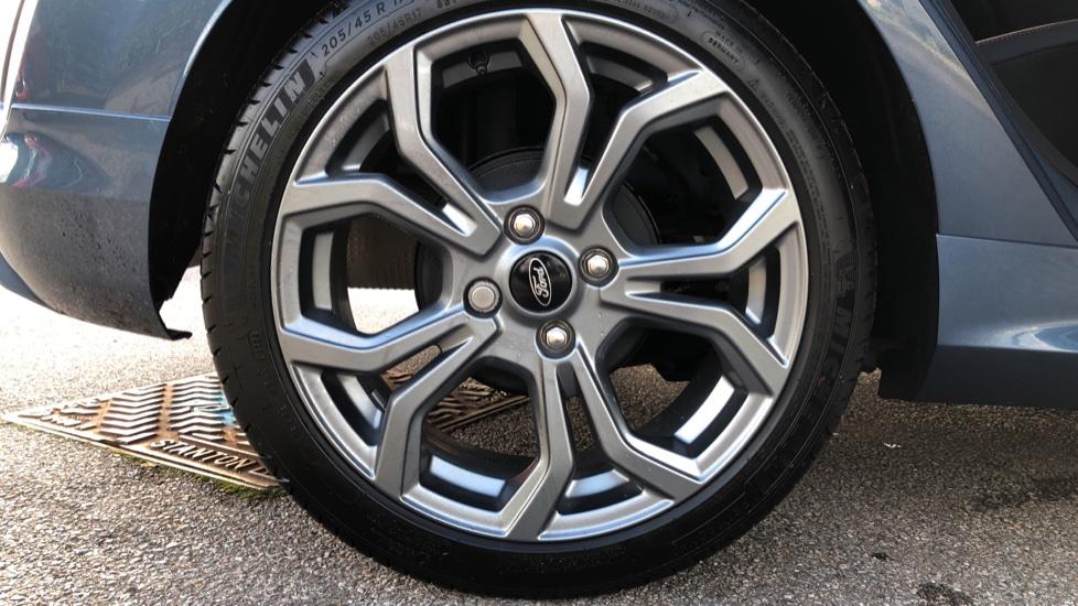 Ford Fiesta 1.0 EcoBoost Hybrid mHEV 125 ST-Line Edition 5dr image 8