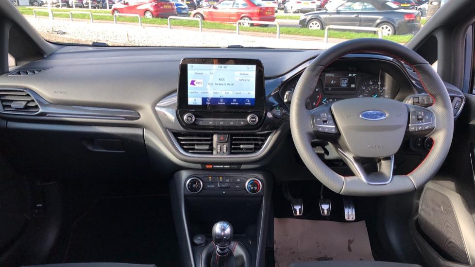 Ford Fiesta 1.0 EcoBoost Hybrid mHEV 125 ST-Line Edition 5dr image 11