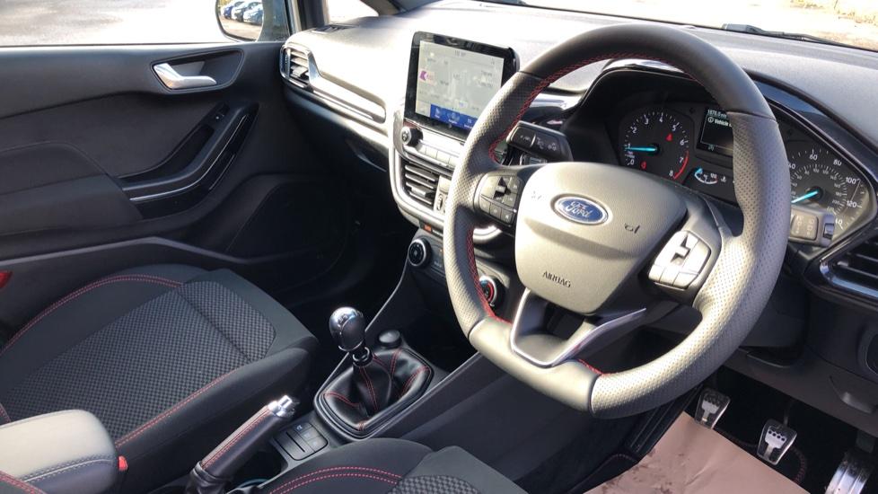 Ford Fiesta 1.0 EcoBoost Hybrid mHEV 125 ST-Line Edition 5dr image 12