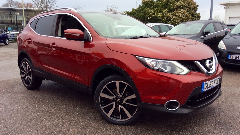 used - nissan qashqai - warrington motors fiat and nissan cars for