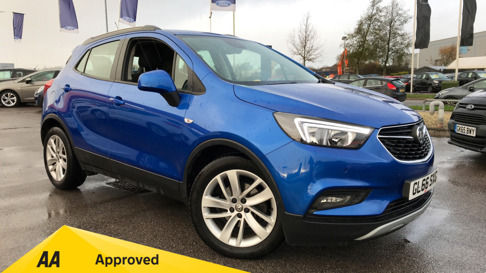 Used Vauxhall Mokka X Fiat And Jeep Oldham Motors Cars For Sale