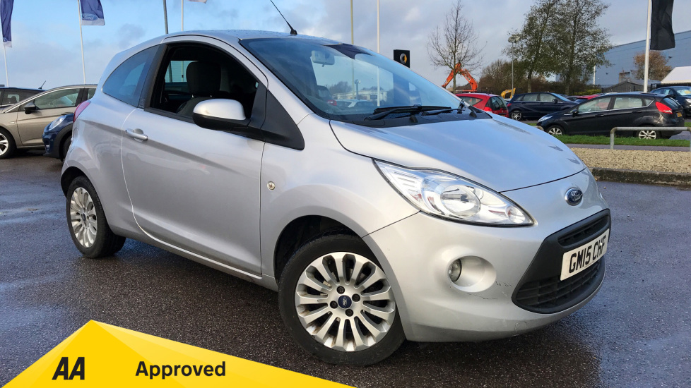 Ford Ka   Zetec Start Stop  Door Hatchback  Image