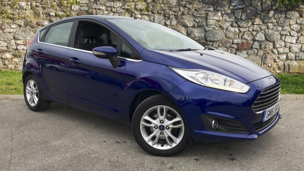 Ford Fiesta 1.0 EcoBoost Zetec [Nav] 5dr Hatchback (2016)