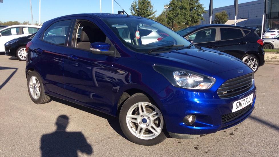 Ford Ka Plus  Zetec Dr Hatchback  Image