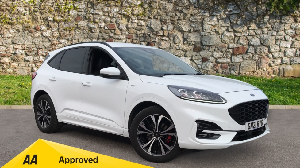 Ford Kuga 2.0 EcoBlue mHEV ST-Line Edition 5dr with Reverse Camera and Power Tailgate Diesel Estate (2021) image
