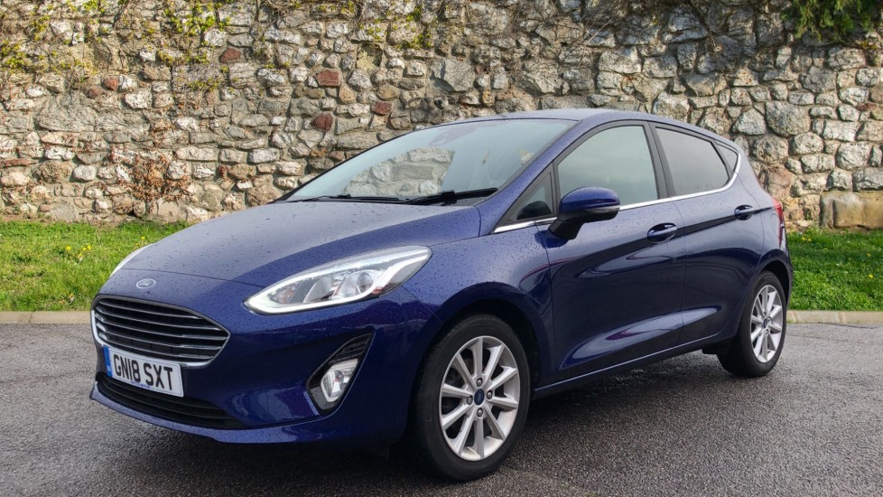 Ford Fiesta 1.0 EcoBoost Titanium 5dr image 3 thumbnail