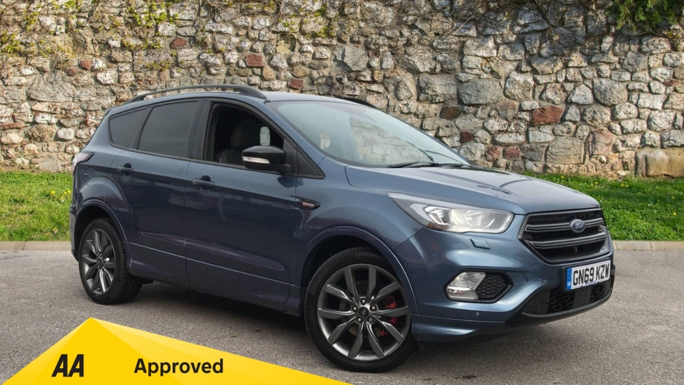 Ford Kuga 2.0 TDCi 180 ST-Line Edition 5dr with Navigation and Panoramic Sunroof Diesel Estate (2019)