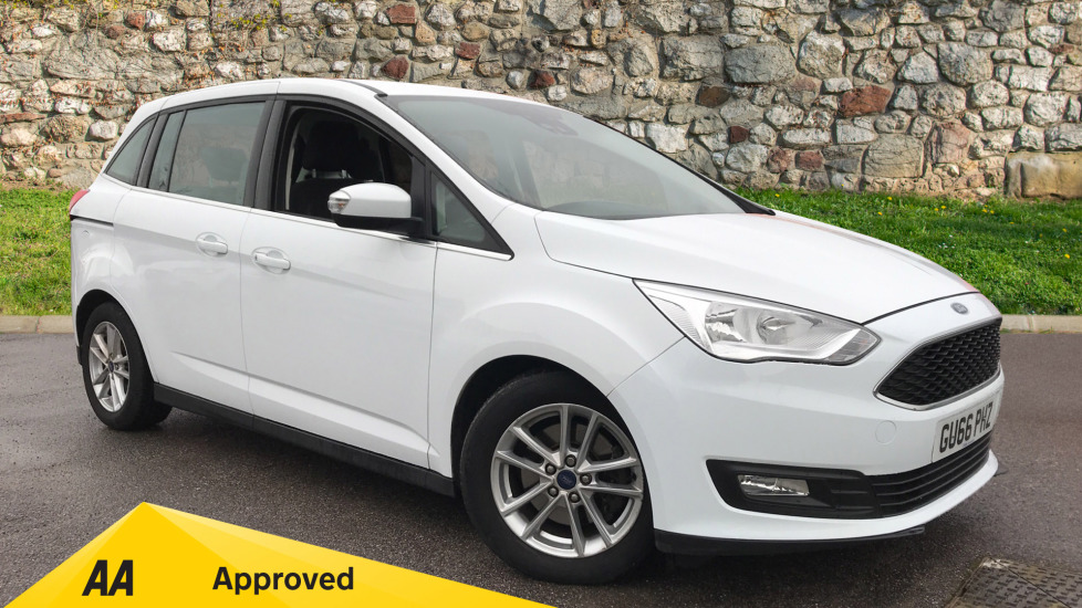 Ford Grand C-MAX 1.5 TDCi Zetec 5dr Powershift Diesel Automatic MPV (2016)