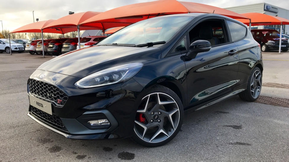 Ford Fiesta 1.5 EcoBoost ST-2 3dr image 3