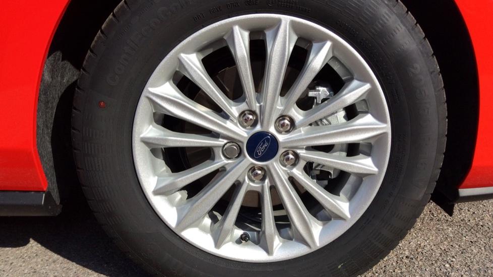 Ford Focus 1.0 EcoBoost 125 Titanium [Nav] 5dr image 8