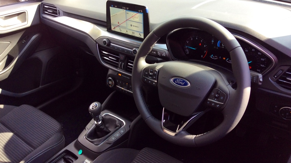 Ford Focus 1.0 EcoBoost 125 Titanium [Nav] 5dr image 10