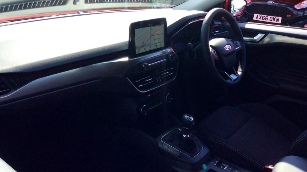 Ford Focus 1.0 EcoBoost 125 Titanium [Nav] 5dr image 11