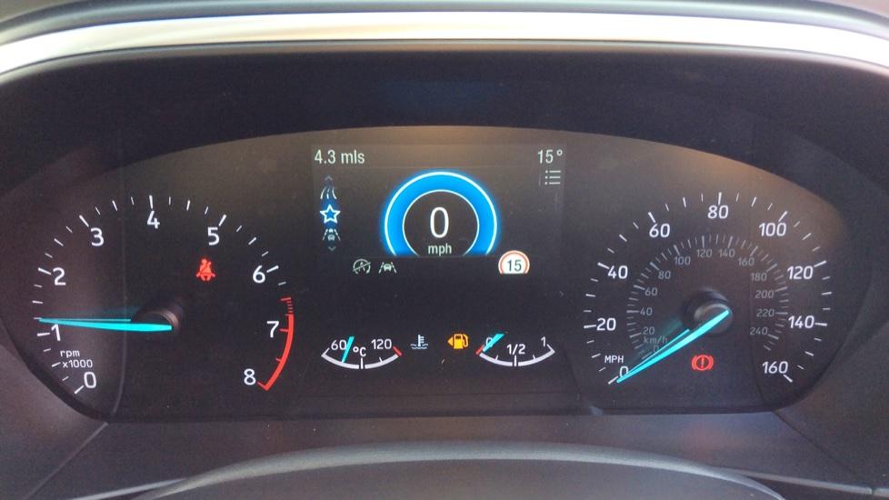 Ford Focus 1.0 EcoBoost 125 Titanium [Nav] 5dr image 12