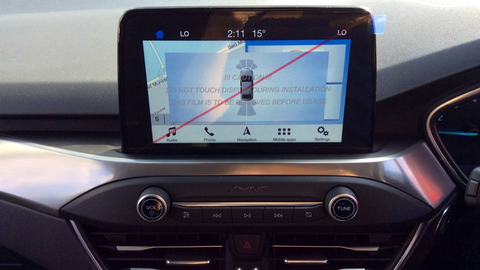 Ford Focus 1.0 EcoBoost 125 Titanium [Nav] 5dr image 13