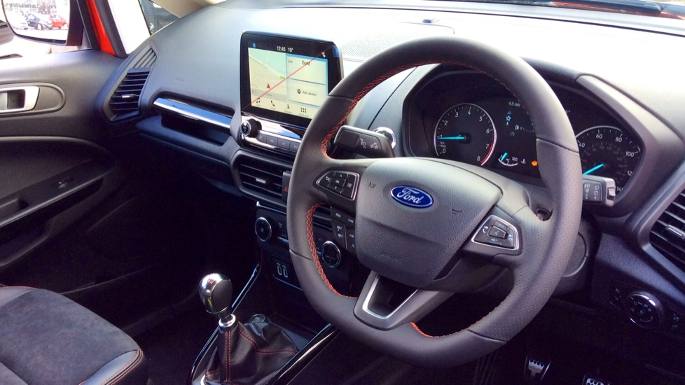 Ford EcoSport 1.0 EcoBoost 125 ST-Line 5dr image 10 thumbnail