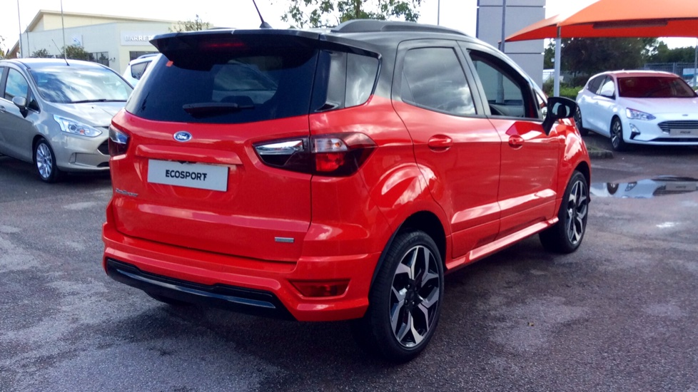 Ford EcoSport 1.0 EcoBoost 125 ST-Line 5dr image 5 thumbnail