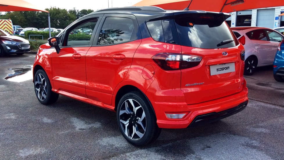 Ford EcoSport 1.0 EcoBoost 125 ST-Line 5dr image 7 thumbnail