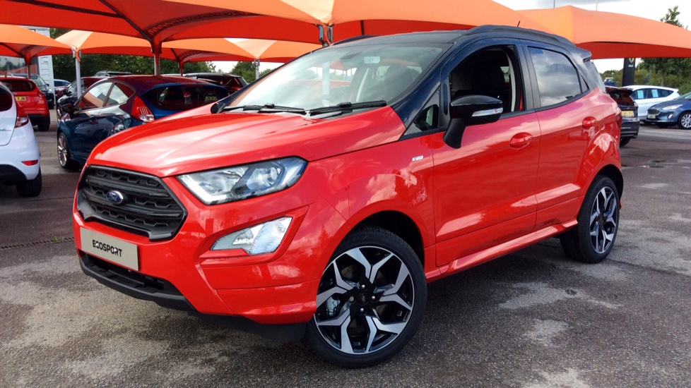 Ford EcoSport 1.0 EcoBoost 125 ST-Line 5dr image 3 thumbnail