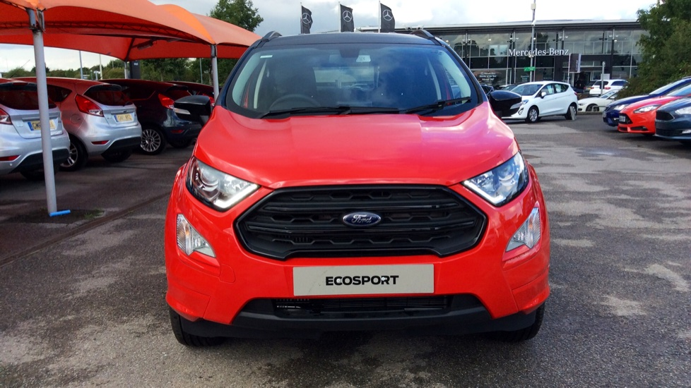 Ford EcoSport 1.0 EcoBoost 125 ST-Line 5dr image 2 thumbnail