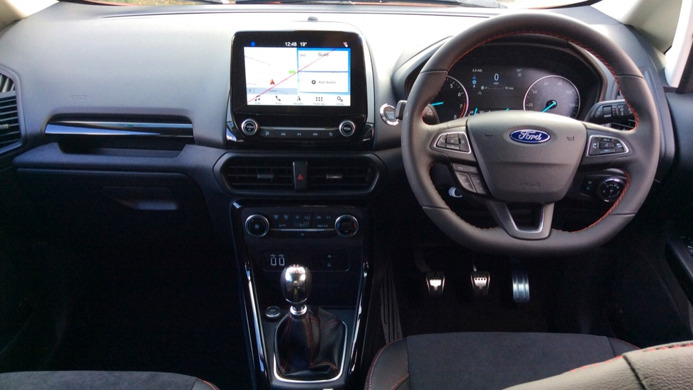Ford EcoSport 1.0 EcoBoost 125 ST-Line 5dr image 20 thumbnail