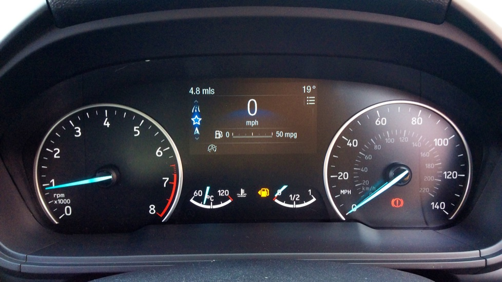 Ford EcoSport 1.0 EcoBoost 125 ST-Line 5dr image 12 thumbnail