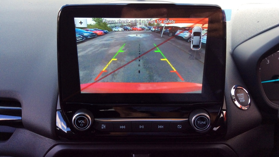 Ford EcoSport 1.0 EcoBoost 125 ST-Line 5dr image 13 thumbnail