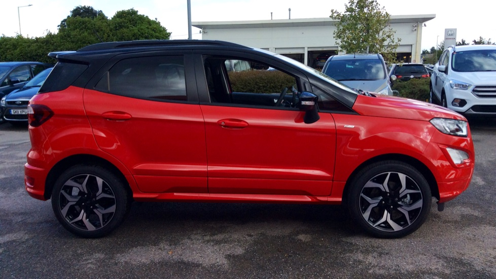 Ford EcoSport 1.0 EcoBoost 125 ST-Line 5dr image 4 thumbnail