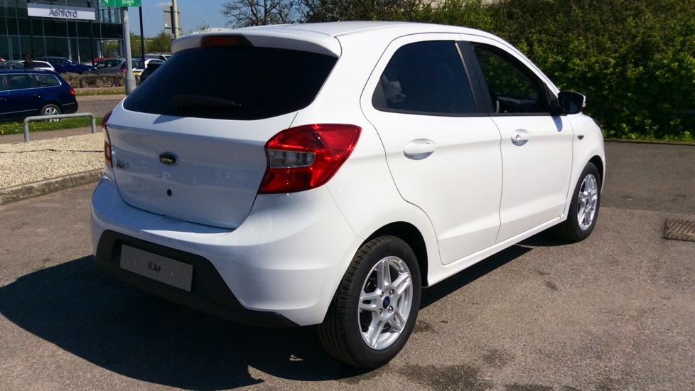 Ford Ka Plus  Zetec Dr Image  Thumbnail